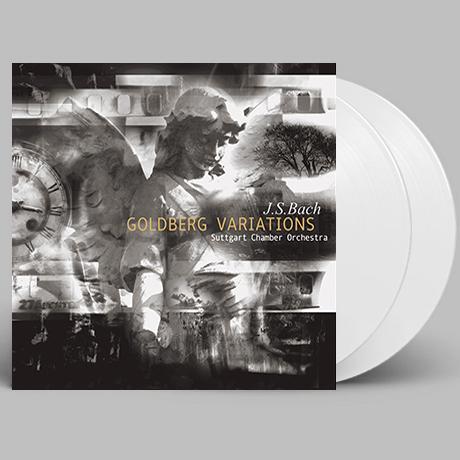 GOLDBERG VARIATIONS/ STUTTGART CHAMBER ORCHESTRA [바흐: 골드베르크 변주곡 - 슈투트가르트 챔버오케스트라] [한정반] [180G WHITE LP]