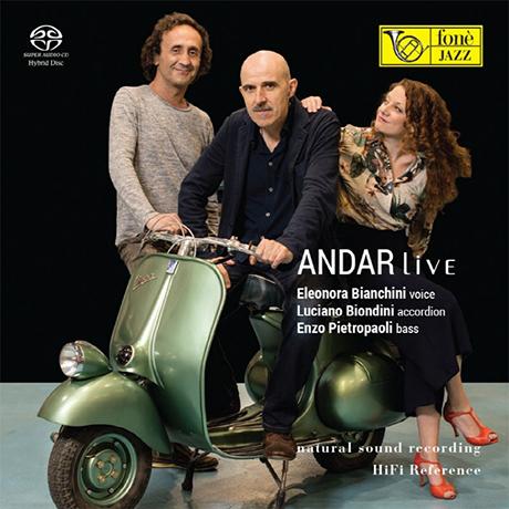 ANDAR LIVE [SACD HYBRID]