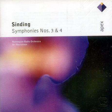 SYMPHONIES NO.3 & 4/ ARI RASILAINEN