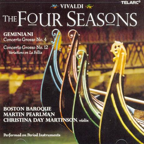 THE FOUR SEASONS/ CHRISTINA DAY MARTINSON
