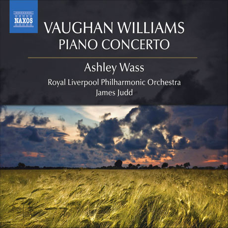PIANO CONCERTO/ ASHLEY WASS/ JAMES JUDD