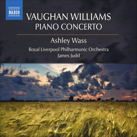 PIANO CONCERTO/ ASHLEY WASS/ JAMES JUDD