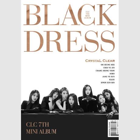 BLACK DRESS [미니 7집]