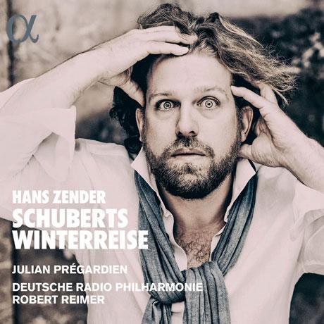 WINTERREISE/ JULIAN PREGARDIEN, ROBERT REIMER [슈베르트: 겨울 나그네(한스 젠더 편곡반) | 율리안 프레가르디엔]