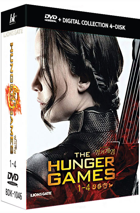 헝거게임 1-4 [THE HUNGER GAMES COLLECTION]