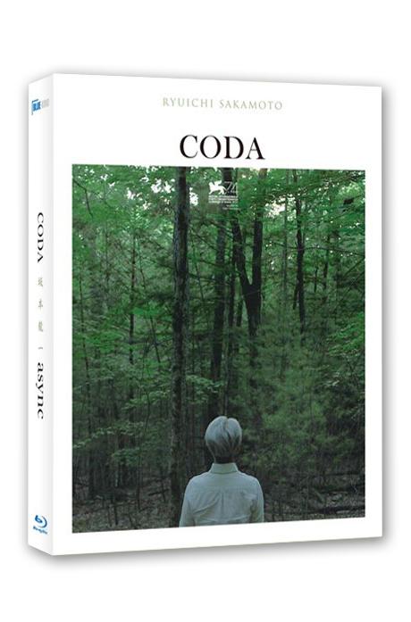 류이치 사카모토 CODA & ASYNC [한정판]