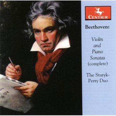 VIOLIN AND PIANO SONATAS/ STEVEN STARYK, JOHN PERRY
