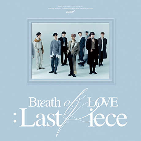 BREATH OF LOVE: LAST PIECE [정규 4집]