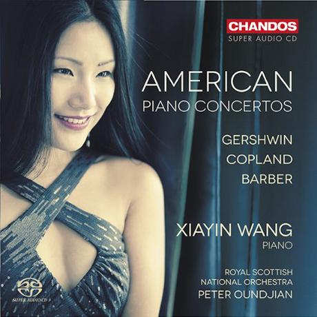 AMERICAN PIANO CONCERTOS/ XIAYIN WANG, PETER OUNDJIAN [SACD HYBRID]