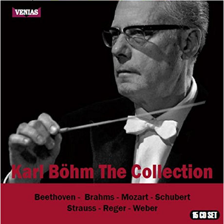 THE COLLECTION 1951-1963 RECORDINGS [칼 뵘 컬렉션: 베토벤, 브람스, 모차르트 외]