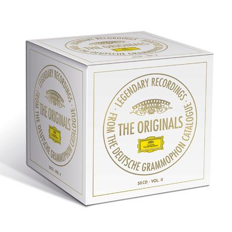 THE ORIGINALS VOL.2: LEGENDARY RECORDINGS [디 오리지널스의 전설 50 2집] [한정반]