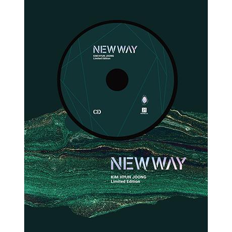 NEW WAY [CD+DVD] [정규 1집] [1만장 넘버링 한정반]