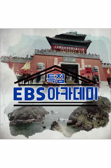 EBS 아카데미: 한중일 역사 쟁점의 이해 [녹화물] [주문제작상품]