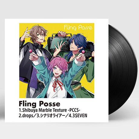 FLING POSSE [HYPNOSISMIC] [LIMITED] [45RPM LP]