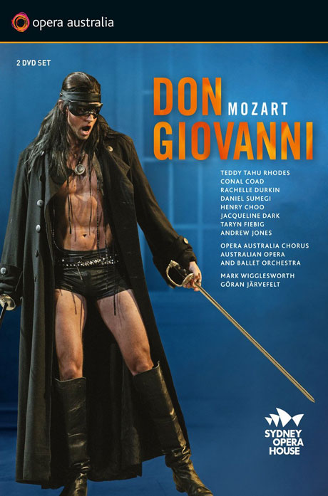 DON GIOVANNI/ MARK WIGGLESWORTH [모차르트: 돈 지오반니]