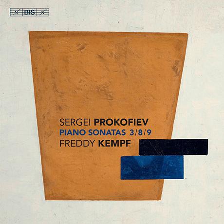 PIANO SONATAS 3, 8 & 9/ FREDDY KEMPF [SACD HYBRID] [프로코피에프: 피아노 소나타 3번 <옛 노트에서>, 8 & 9번 - 프레디 켐프]