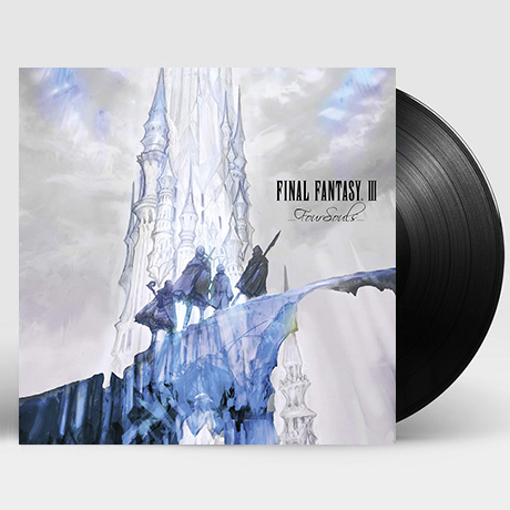 FINAL FANTASY 3: FOUR SOULS [LP] [한정반]