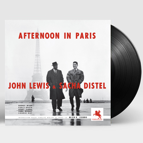 AFTERNOON IN PARIS [VERSAILLES 1957] [180G LP] [한정반]