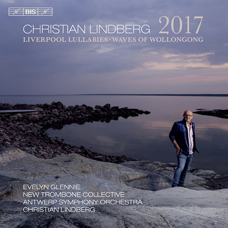 2017 FOR ORCHESTRA/ EVELYN GLENNIE [SACD HYBRID] [린드베리: 관현악 작품집 - 에블린 글레니]