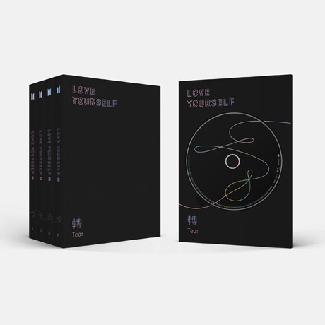 LOVE YOURSELF  TEAR [4종 세트]