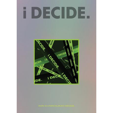 3RD MINI ALBUM [I DECIDE] [GREEN VER]