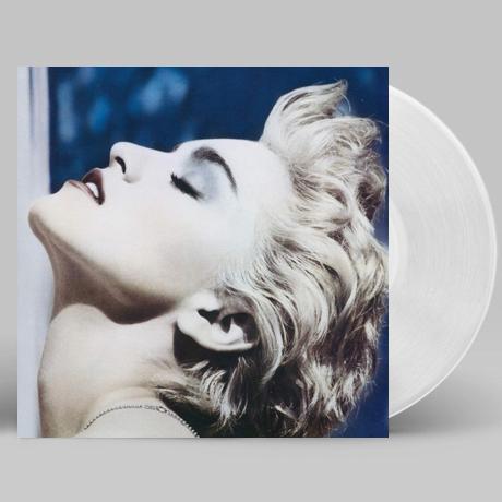 TRUE BLUE [CLEAR LP] [한정반]