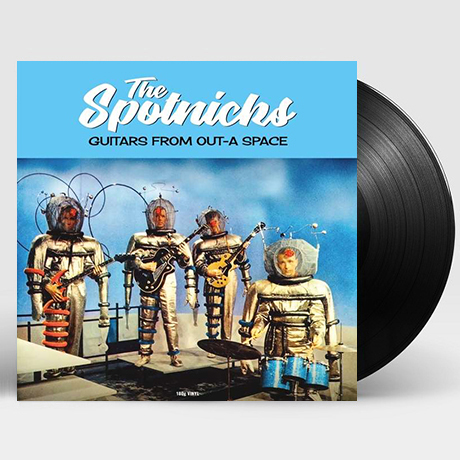 GUITARS FROM OUT-A SPACE [180G LP]