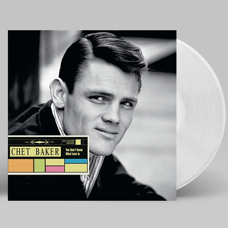 YOU DON`T KNOW WHAT LOVE IS 1953-1955 [ALL STARS SERIES] [150G CLEAR LP]