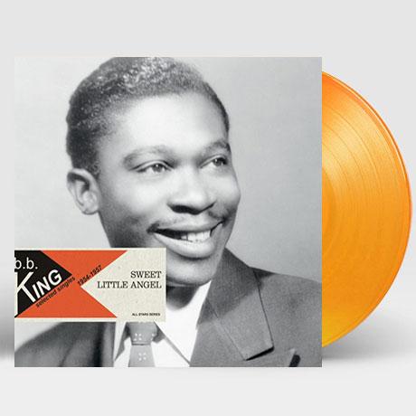 SWEET LITTLE ANGEL: SELECTED SINGLES 1954-1957 [ALL STARS SERIES] [150G CLEAR ORANGE LP]