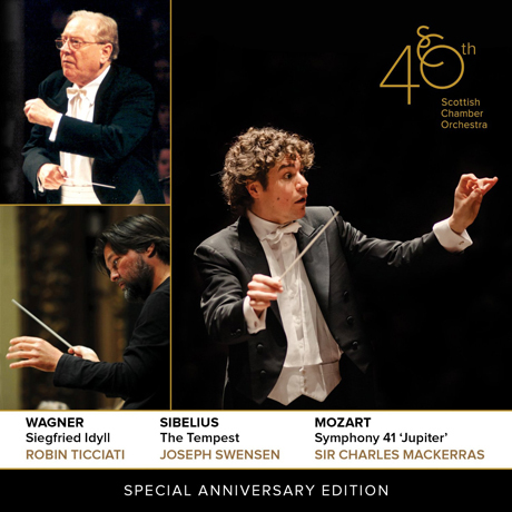 SCOTTISH CHAMBER ORCHESTRA 40TH SPECIAL ANNIVERSARY EDITION
