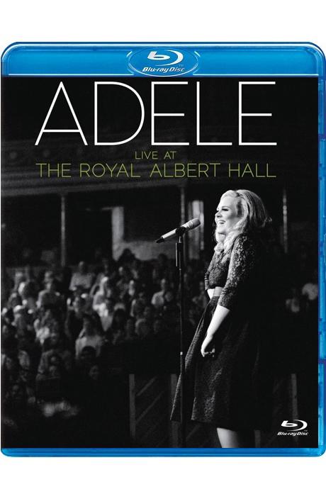LIVE AT THE ROYAL ALBERT HALL [CD+BD]