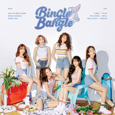 BINGLE BANGLE: READY VER [미니 5집]