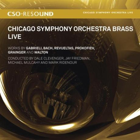 CHICAGO SYMPHONY ORCHESTRA BRASS LIVE/ DALE CLEVENGER
