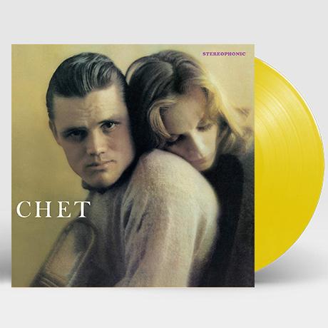 THE LYRICAL TRUMPET OF CHET BAKER [180G YELLOW LP]