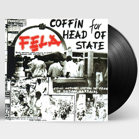 COFFIN FOR HEAD OF STATE [LP]