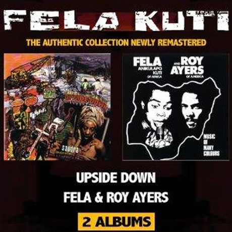 UPSIDE DOWN/ FELA AND ROY AYERS