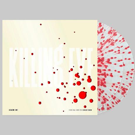 KILLING EVE SEASON ONE [킬링 이브 시즌 1] [한정반] [RED & WHITE SPLATTER LP]