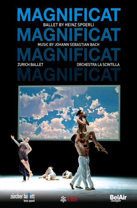 MAGNIFICAT: BALLET/ HEINZ SPOERLI, ZURICH BALLET, MARC MINKOWSKI [바흐: 발레 마니피카트]