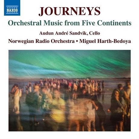 JOURNEYS: 다섯 대륙의 관현악 음악