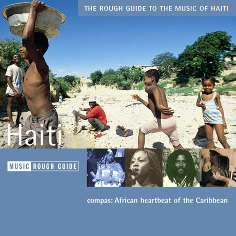 THE ROUGH GUIDE TO THE MUSIC OF HAITI