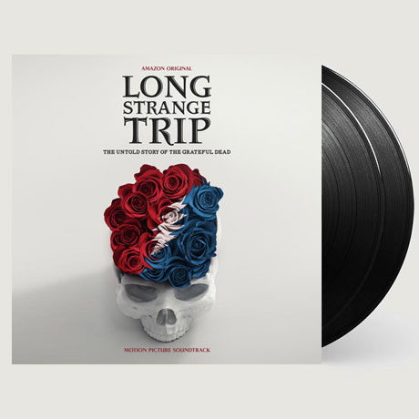 LONG STRANGE TRIP: THE UNTOLD STORY OF THE GRATEFUL DEAD [LP] [롱 스트레인지 트립: 그레이트풀 데드 스토리]
