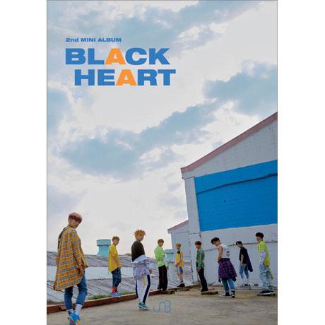 BLACK HEART [HEART VER] [미니 2집]
