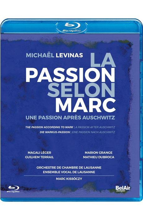 LA PASSION SELON MARC/ MARC KISSOCZY [레비나스: 오라토리오 <마크에 의한 수난곡>]