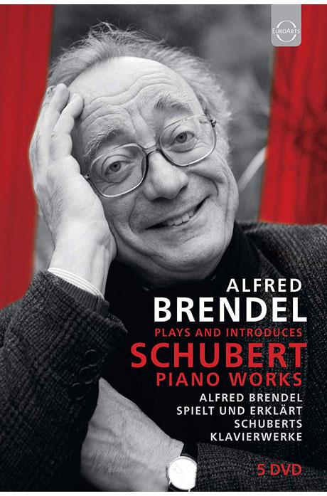 PLAYS AND INTRODUCES SCHUBERT PIANO WORKS [알프레드 브렌델: 슈베르트 후기 작품 연주&해설]
