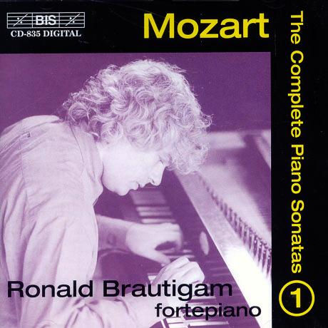 PIANO SONATAS VOL.1/ RONALD BRAUTIGAM