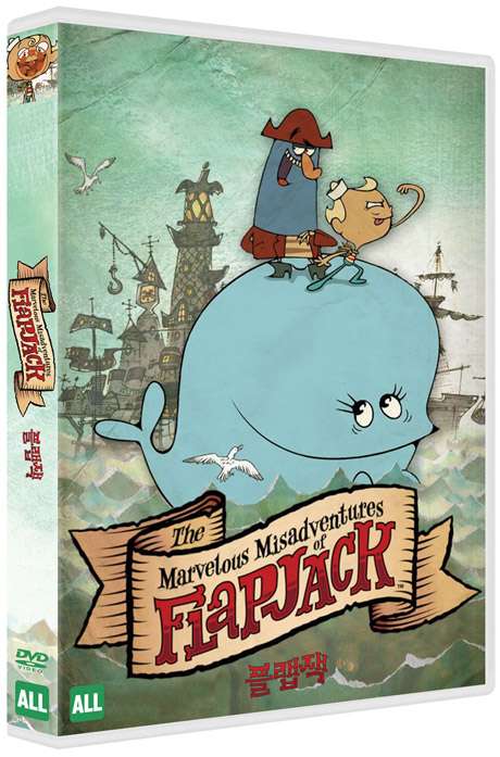 플랩 잭 [THE MARVELOUS MISADVENTURES OF FLAPJACK]