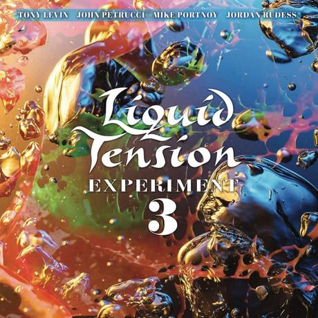 LIQUID TENSION EXPERIMENT 3 [한정반]