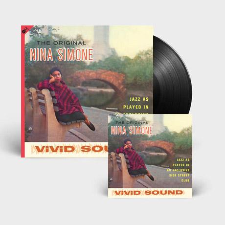 LITTLE GIRL BLUE [180G LP+CD]