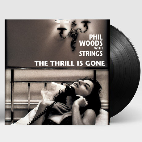 THE THRILL IS GONE [180G LP]