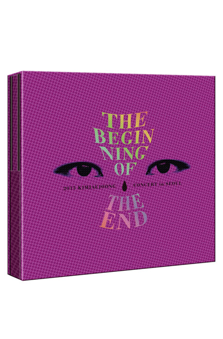 THE BEGINNING OF THE END [3DVD+포토북] [한정판]